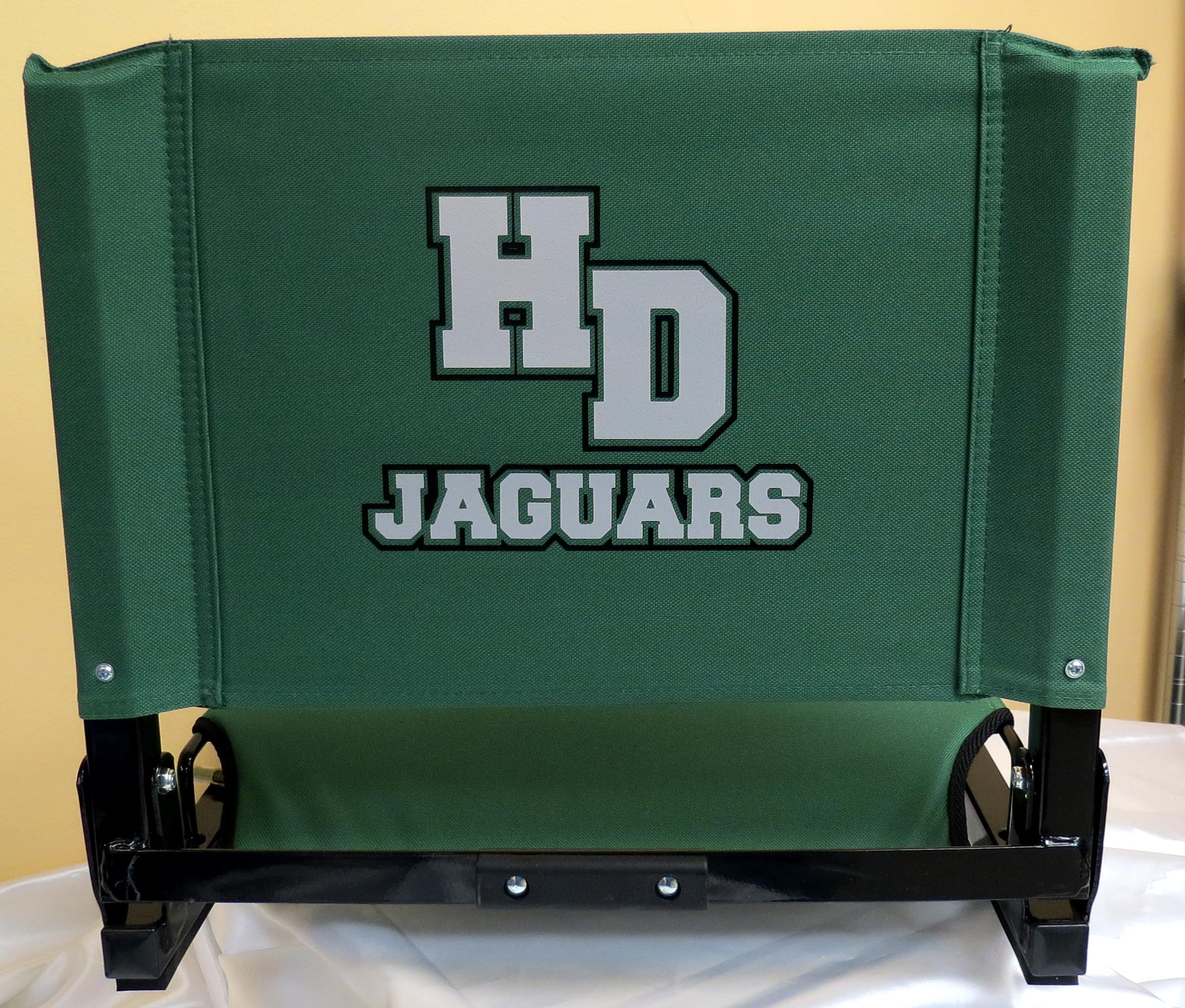 Jaguar Stadium Chair – Creative Xpressions