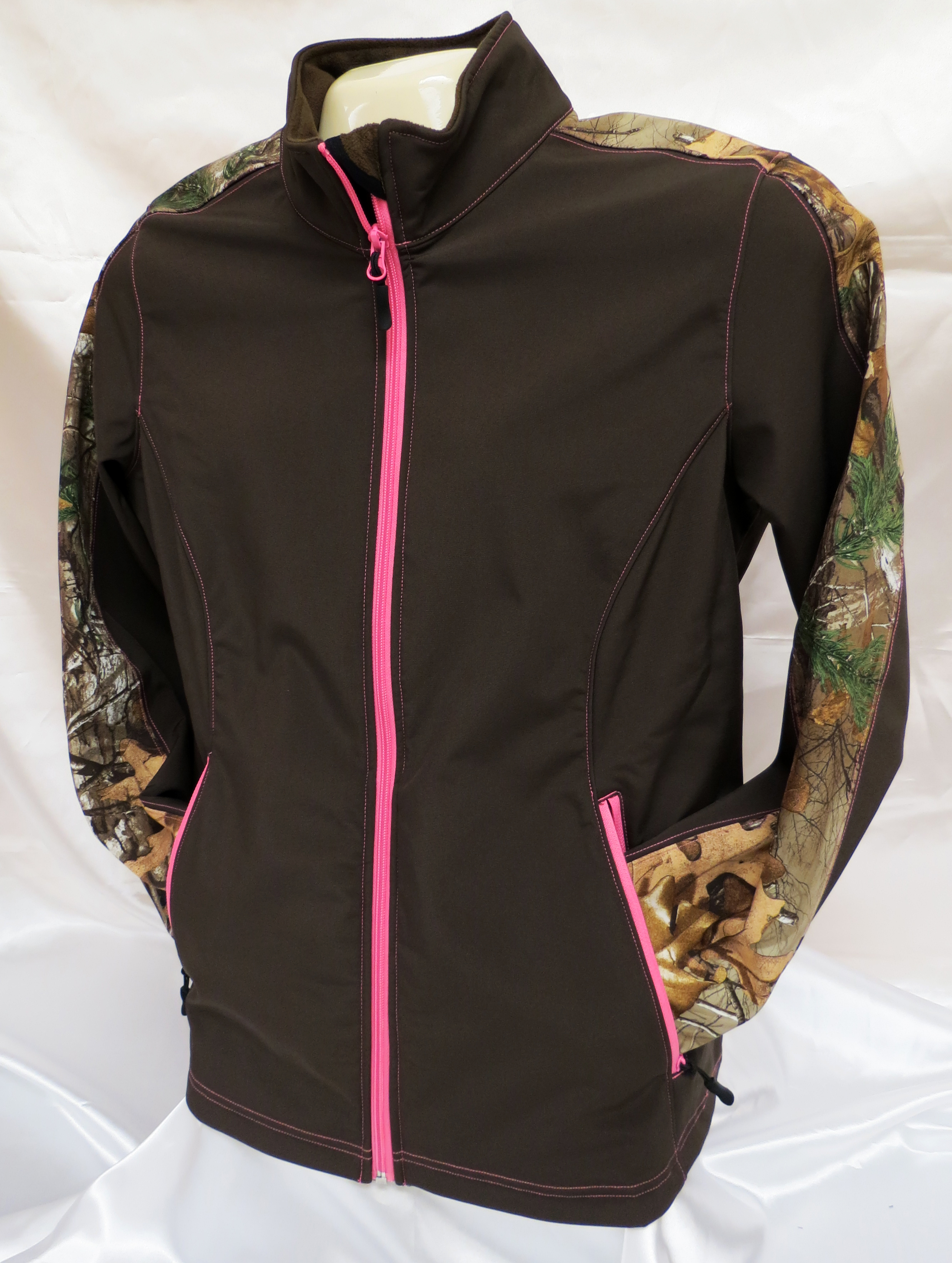 Pink Jacket Creative | Outdoor Jacket